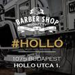 Barber Shop - Holló utca