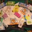 Babapelus Webáruház: Popsi törlők, mintás textilpelenkák