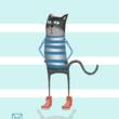 Macskapitány Gyerekcipő
