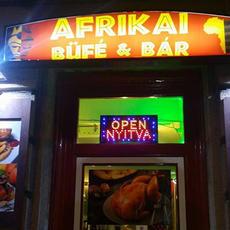 Afrikai Büfé & Bár
