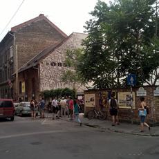 Auróra (Fotó: Czinkóczi Sándor - 444.hu)