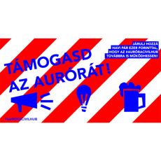 #AuróraCivilHUB