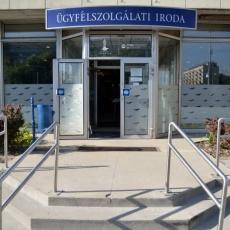 Fővárosi Vízművek Zrt. - Váci úti Központi Ügyfélszolgálat (Forrás: ftszv.hu)