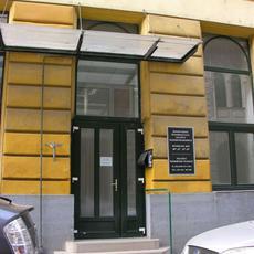 József körúti (Salétrom utcai) háziorvosi rendelő - dr. Kiss József (Fotó: ittlakunk.hu)