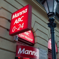 Manna Abc - Baross utca