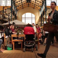Mindspace a Rákóczi téri Vásárcsarnokban