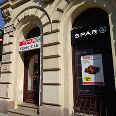Spar Market - József körút (Fotó: cai)