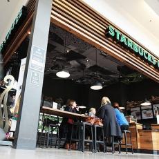 Starbucks Coffee - Arena Plaza