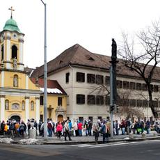 Szent Rókus Kórház (Fotó: Fazekas István - hvg.hu)