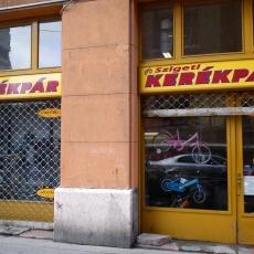Szigeti Kerékpárbolt és Szerviz