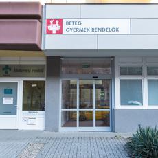 Szigony utcai gyermekorvosi rendelő - dr. Huszár András (Forrás: jozsefvaros.hu)