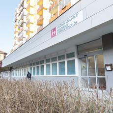 Szigony utcai gyermekorvosi rendelő - dr. Móricz Zsuzsanna (Forrás: jozsefvaros.hu)