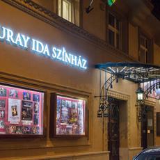 Turay Ida Színház (Forrás: jozsefvaros.hu)