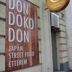 Don Doko Don - Japán Street Food