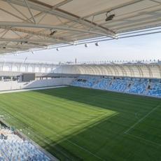 Hidegkuti Nándor Stadion (Forrás: honvedfc.hu)