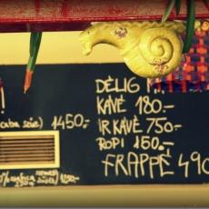 Csiga Café