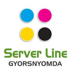 Server Line nyomda