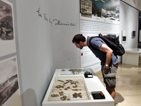 Megnyílt a Haynald-kiállítás (forrás: jozsefvaros.hu)
