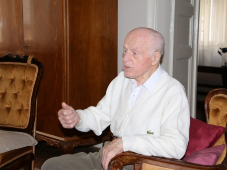 Kassai Mihály 100 éves