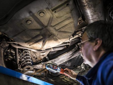 Változik a műszaki vizsgáztatás (fotó: Bodnár Boglárka - MTI)