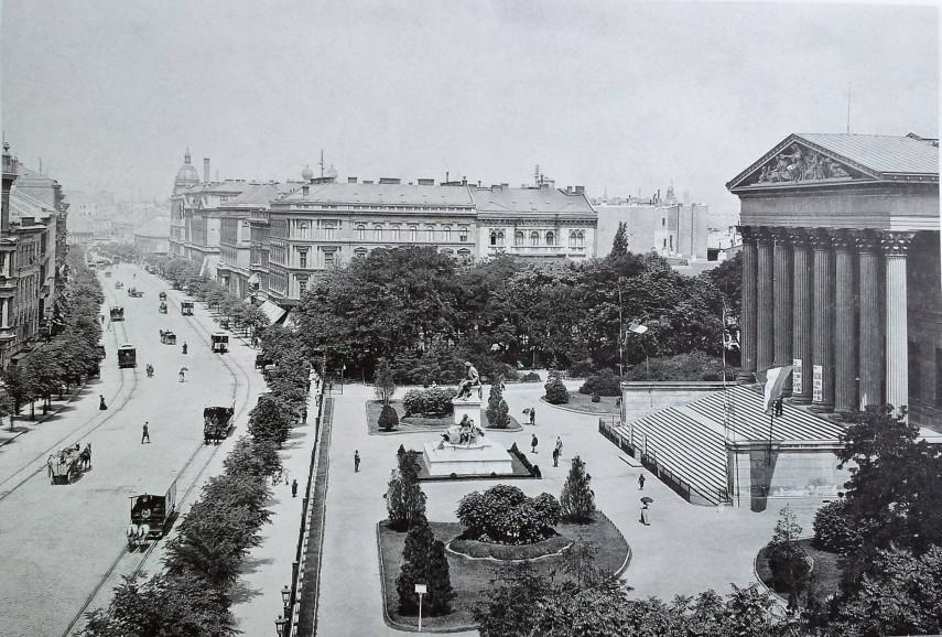 Ilyen volt (forrás  Budapest régi képeken) ed4930b4c2